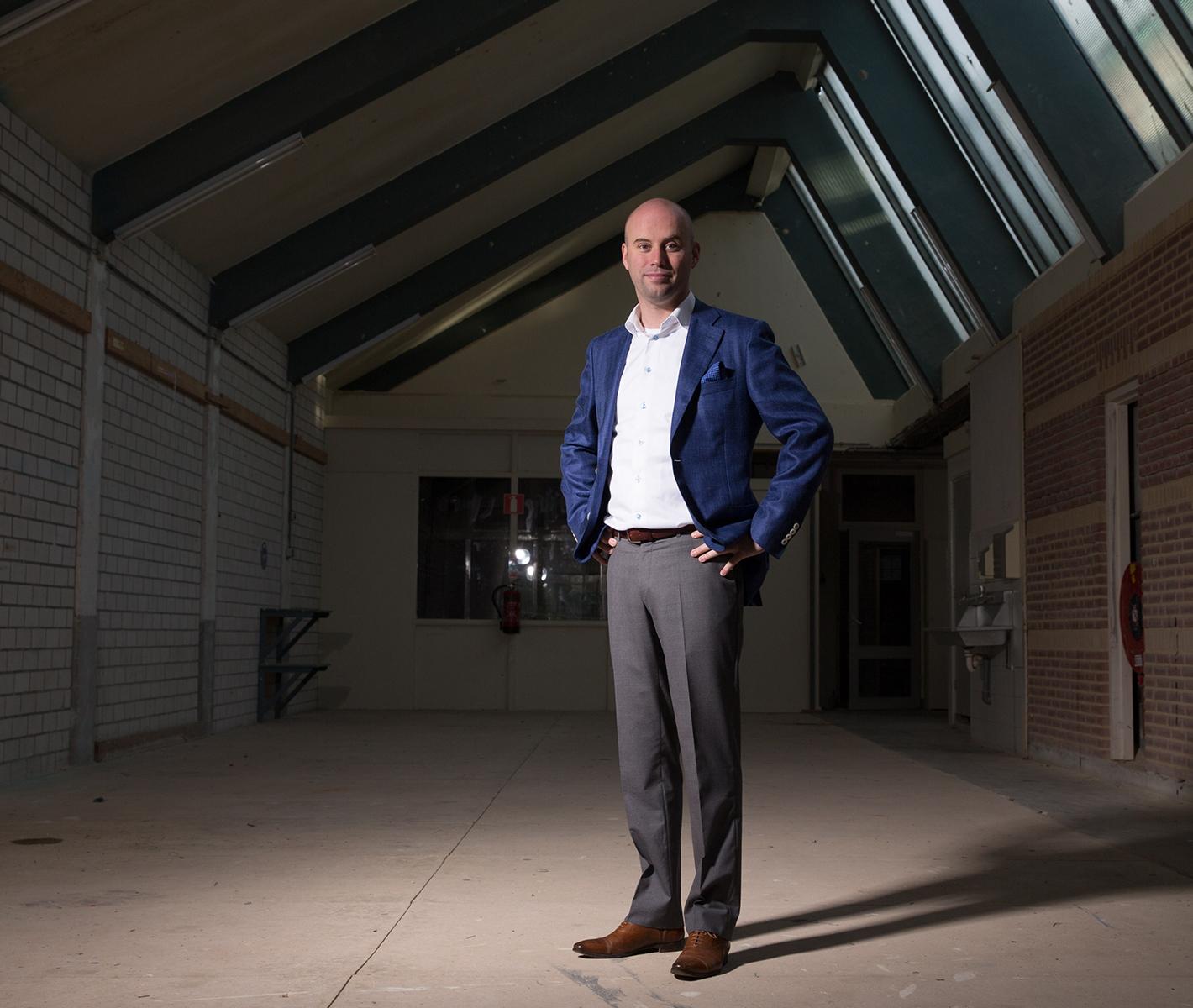Joost Tervelde: 'Mensen en bedrijven laten groeien'