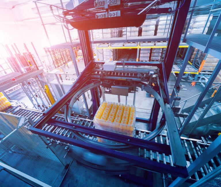 Moderne verpakkingslijn dit zijn de uitdagingen voor de procesindustrie