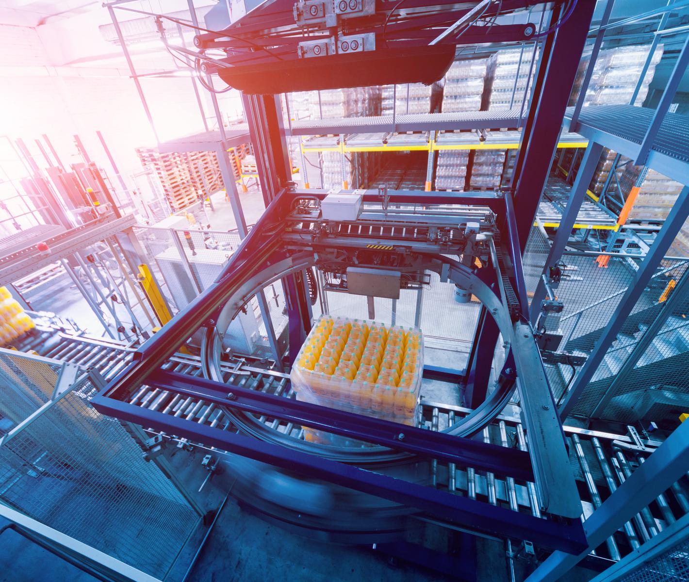 Moderne verpakkingslijnen: dit zijn de uitdagingen voor de procesindustrie