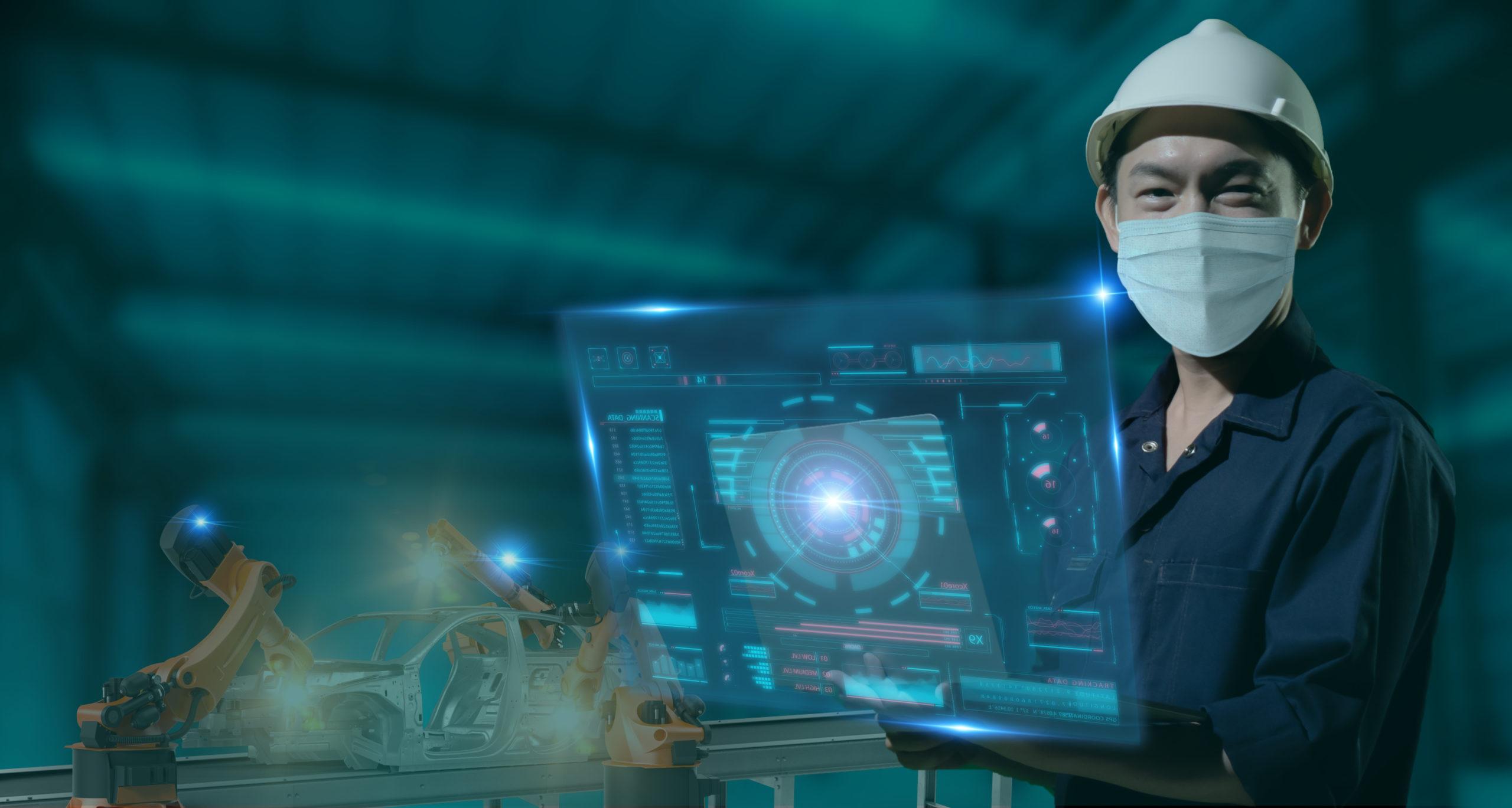 Een digital twin helpt je operator
